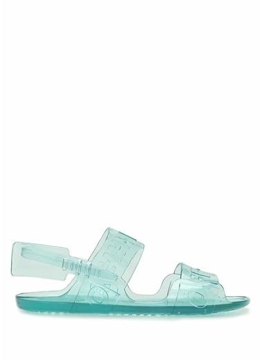 Off-White Sandalet Mavi